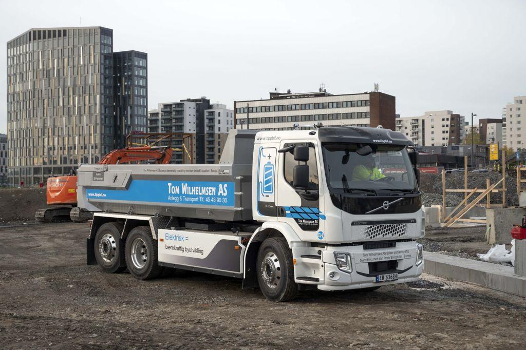 Volvo FE Electric_Wilhelmsen