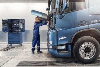 Maior período operacional e um camião com boa manutenção