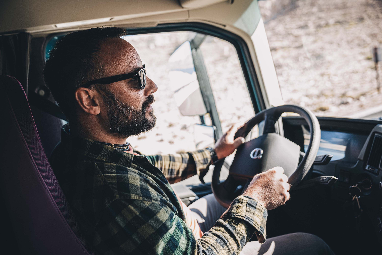 Dirección dinámica de Volvo