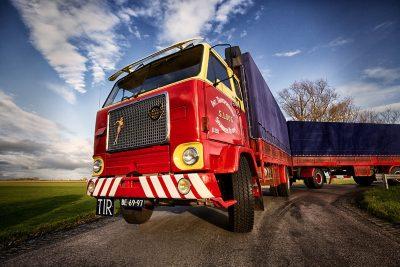 Simon Loss gaat voor CO2-reductie met Volvo-trekkers op LNG