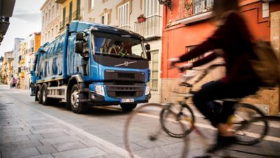 Volvo FE d8k engine alernative fuel