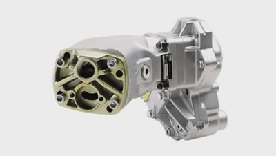 Volvo FE d8k engine part studio