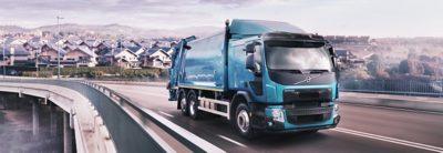 Volvo FE, ein Mitglied der Volvo Familie