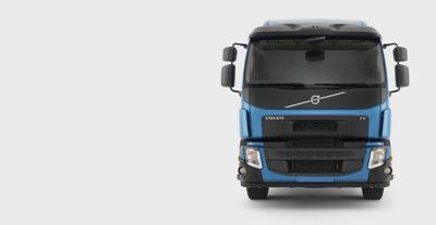 Volvo FE aluejakeluun ja kaupunkikuljetuksiin