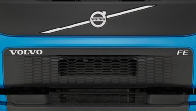 Volvo FE exterior grille