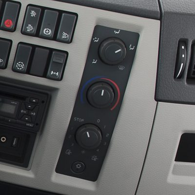 Volvo FE - climatizzatore interno
