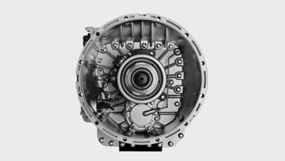 Volvo FE fuel efficiency I-shift studio