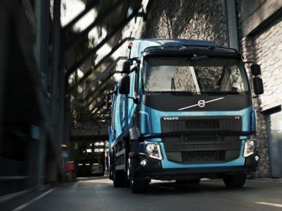 Volvo FE – Powerful Headlights