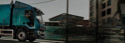 Volvo FE garbage truck