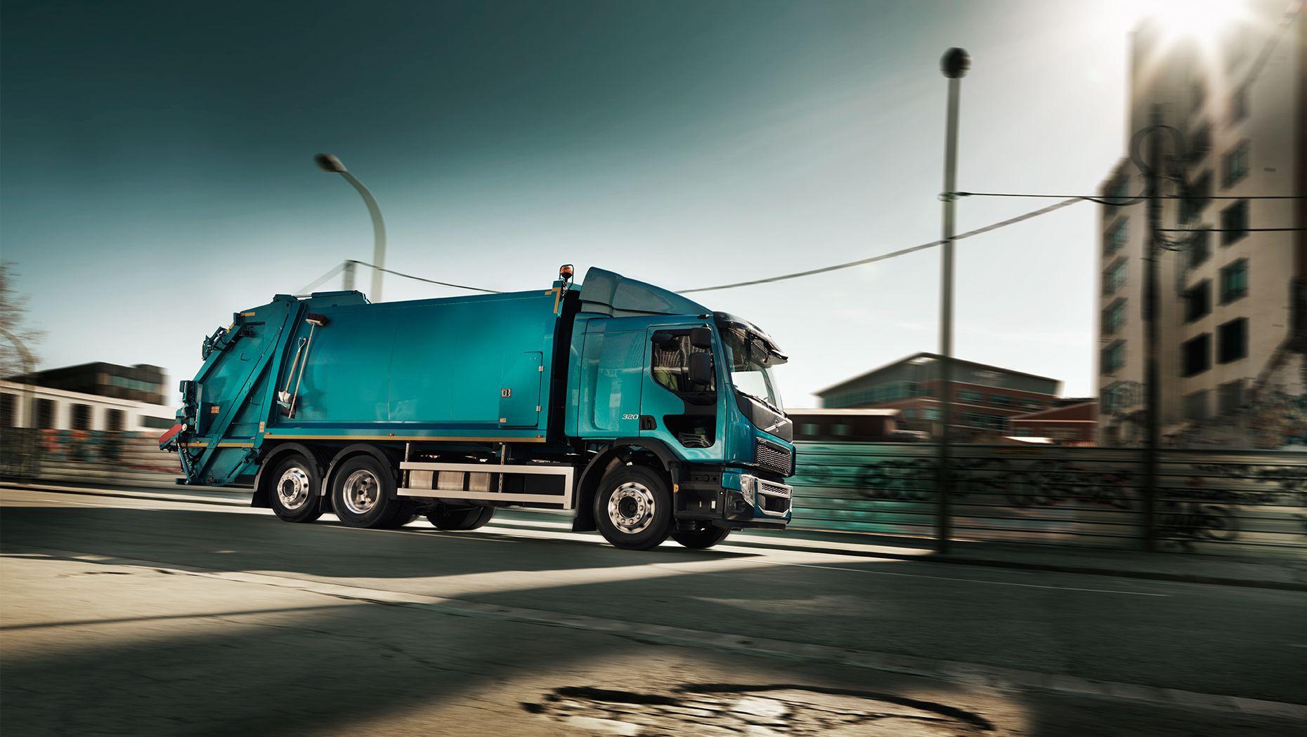 Volvo FE – Power Take-Offs
