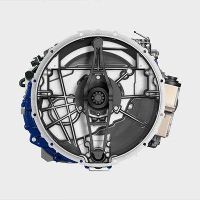 Volvo FE specifications driveline studio