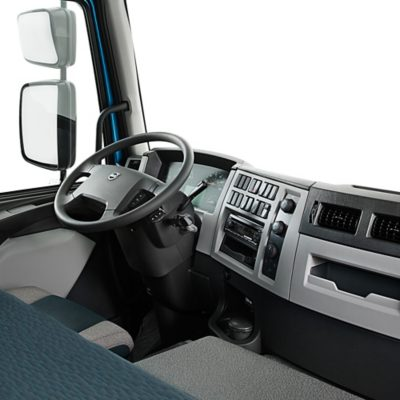 Volvo FE specifications equipment packages studio