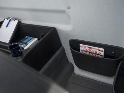 Volvo FE storage units
