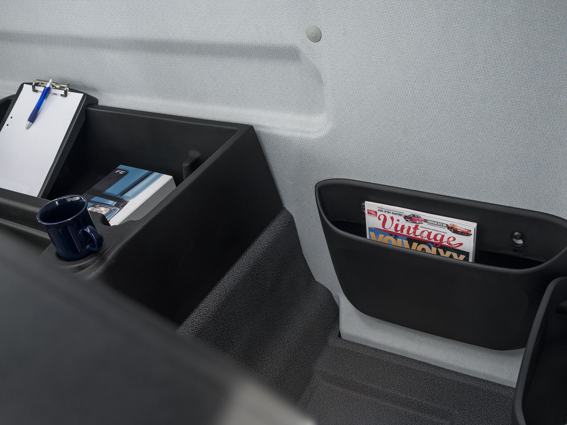 Volvo FE – Storage, Room for Everything