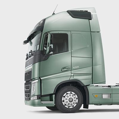 El atrevido diseño de la cabina del Volvo FH