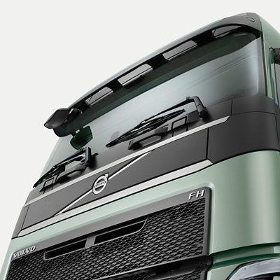 Acaba exterior del Volvo FH