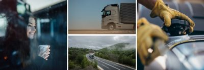 Volvo FH'yi ihtiyaçlarınıza göre özelleştirdiğinizde yakıt verimliliğini kanıtlar.