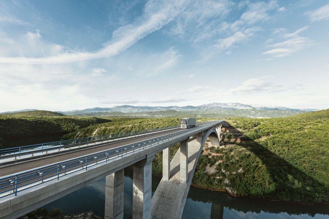 Volvo FH Fuel efficiency