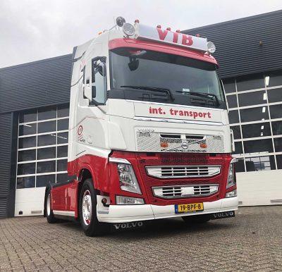 Kostenbesparing door gunsting brandstofverbruik voor VTB