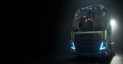 Volvo FH interior video