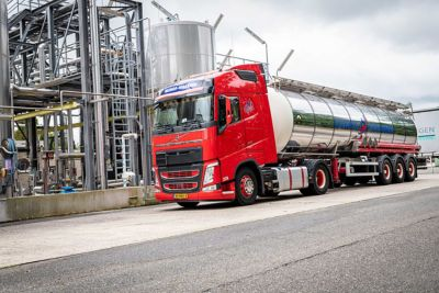 """Nijhof-Wassink over de optimale balans tussen gewicht en brandstofbesparing: """"Optimaliseren betekent balanceren tussen het beste laadvermogen, het meest zuinige verbruik, de grootste CO2-besparing en het welzijn van je mensen"""""""