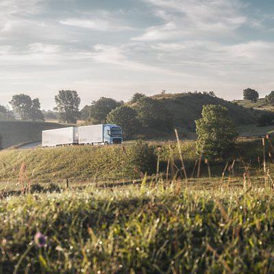 De Volvo FH LNG is perfect voor zware regionale en internationale transporten