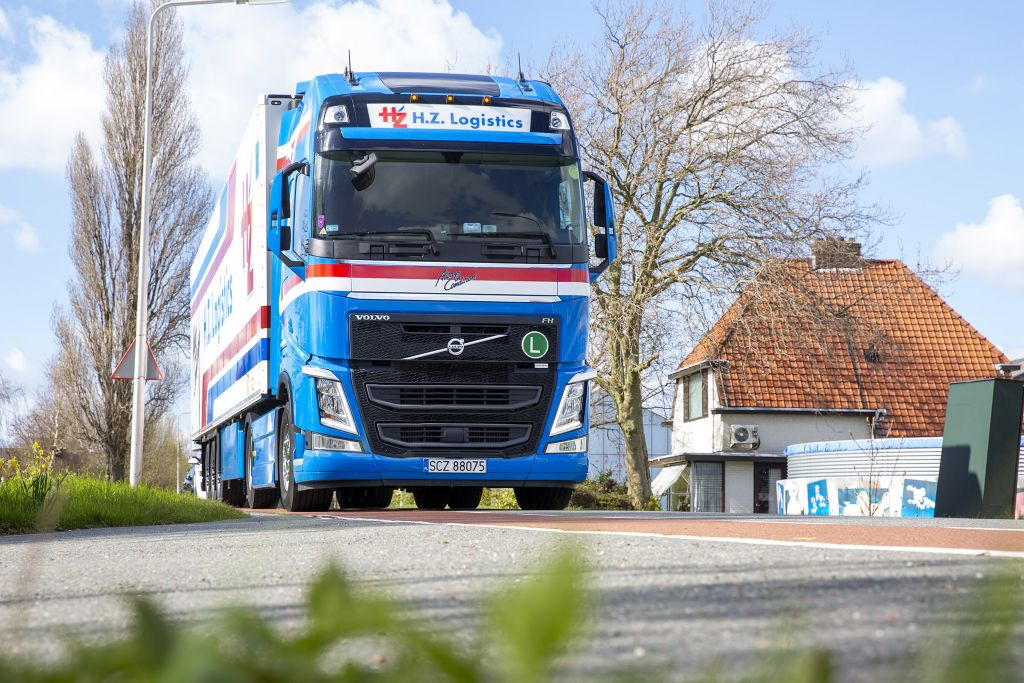 """H.Z. Logistics heeft 30 LNG-trucks in de vloot: """"De Volvo LNG-trucks scoren uitstekend qua verbruik"""""""