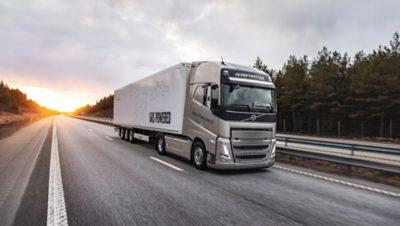 Med Silver-avtal har du alltid en lastbil i toppskick