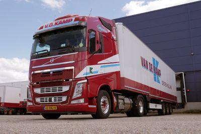 """Hans-Jürgen van de Kamp over LNG: """"Met een Volvo FH LNG naar Zuid-Italië is echt geen enkel probleem meer"""""""