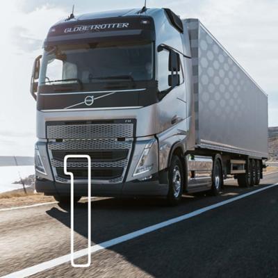 Volvo FH mit I-Save