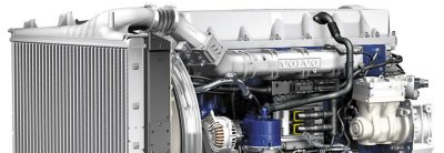 Discover the Volvo FH engine range.