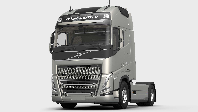 Volvo FH 駕駛艙