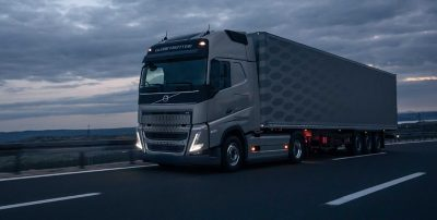 The next step in evolution of the Volvo FH.