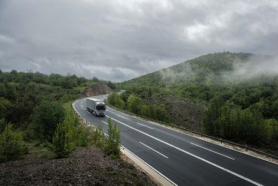 Volvo I-Save.