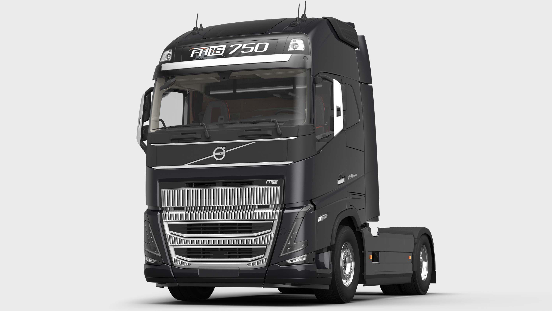 Volvo FH16 Hytt