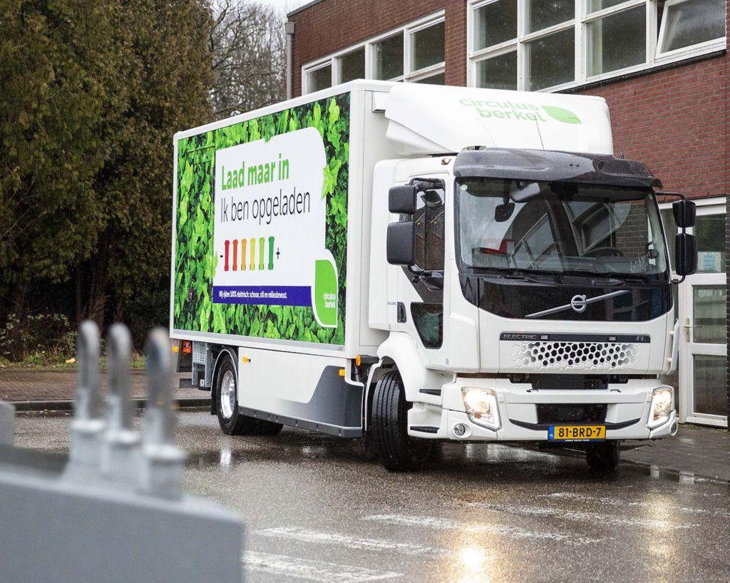 Wat is de terugverdientijd van een elektrische truck?