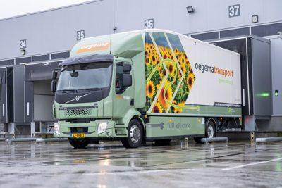 Nog vijf trucks