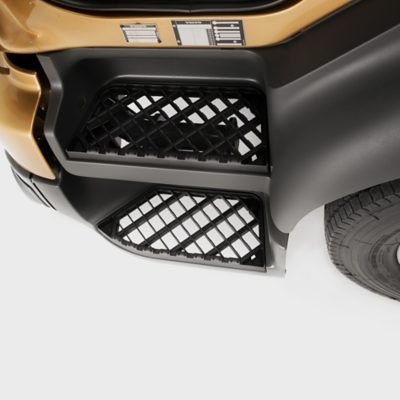 Volvo FL features entry step studio