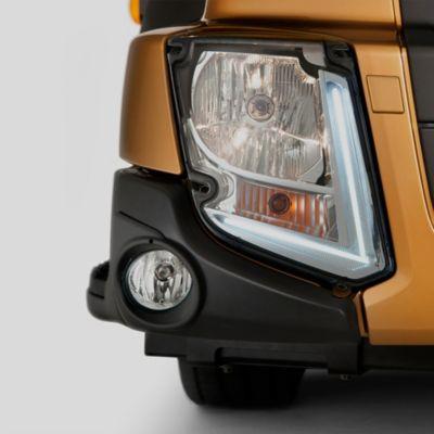Volvo FL – Krachtige koplampen