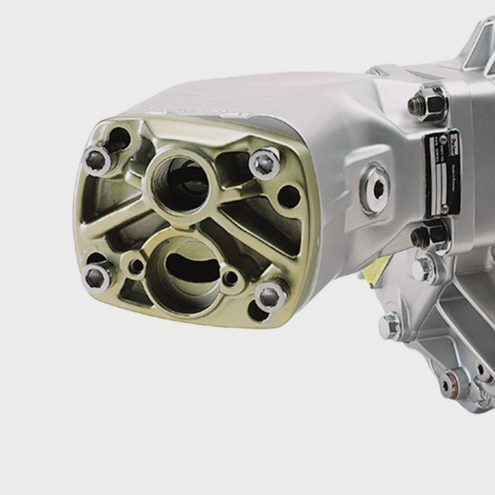 Volvo FL – Nebenantriebe