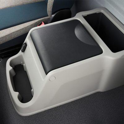 Volvo FL features storage