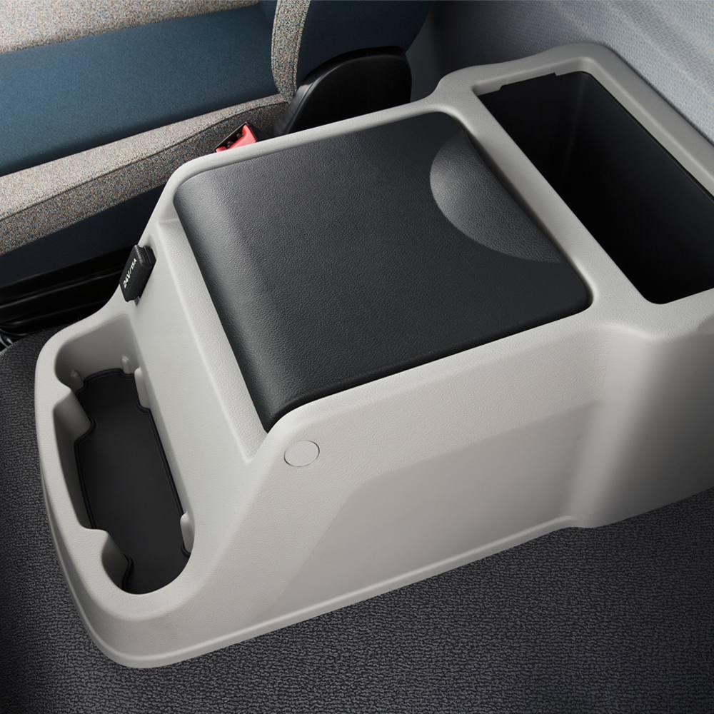 Volvo FL – Rangement, de la place pour tout