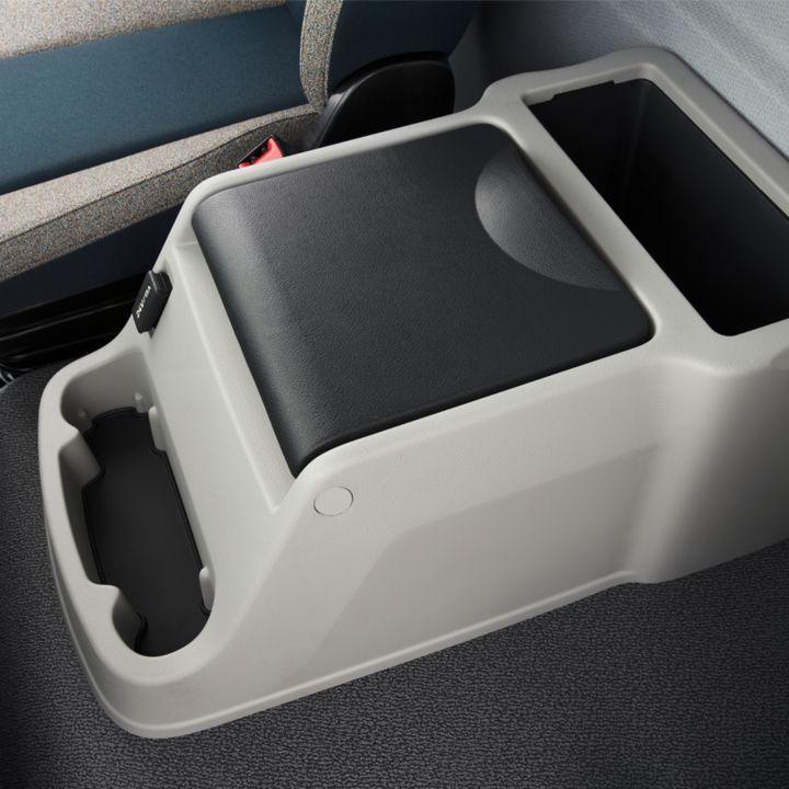 Volvo FL – Aufbewahrung, Platz für alles
