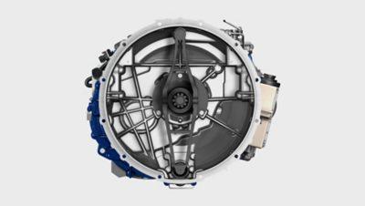 搭配五或八公升引擎的 I-Sync