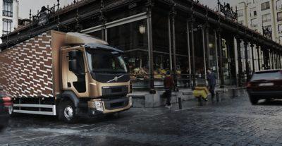 Коробка передач I-Sync идеально подходит для внутригородских перевозок