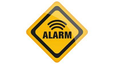 Volvo FL safety cab alarm