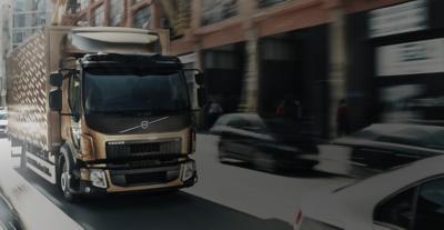 VolvoFL: équipé de la cabine de sécurité de classe mondiale