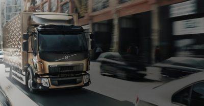 Volvo FL: 配備世界級安全駕駛艙