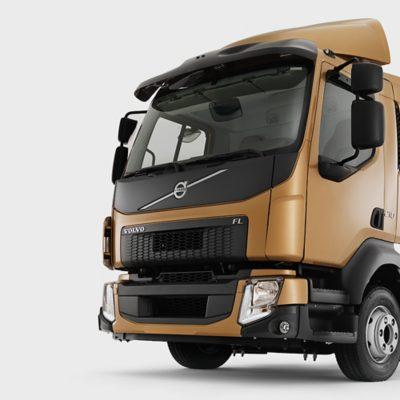 Volvo FL specifications cab studio