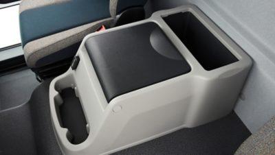 引擎室額外加裝收納盒
